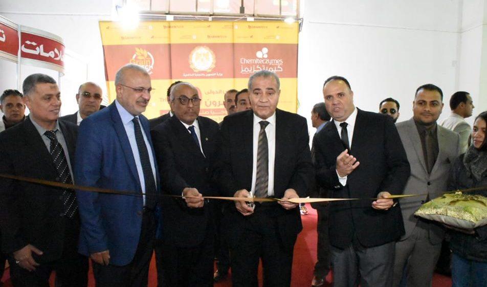 صور   وزير التموين يفتتح المعرض الدولى لتكنولوجيا صناعة الحبوب - بروباجندا