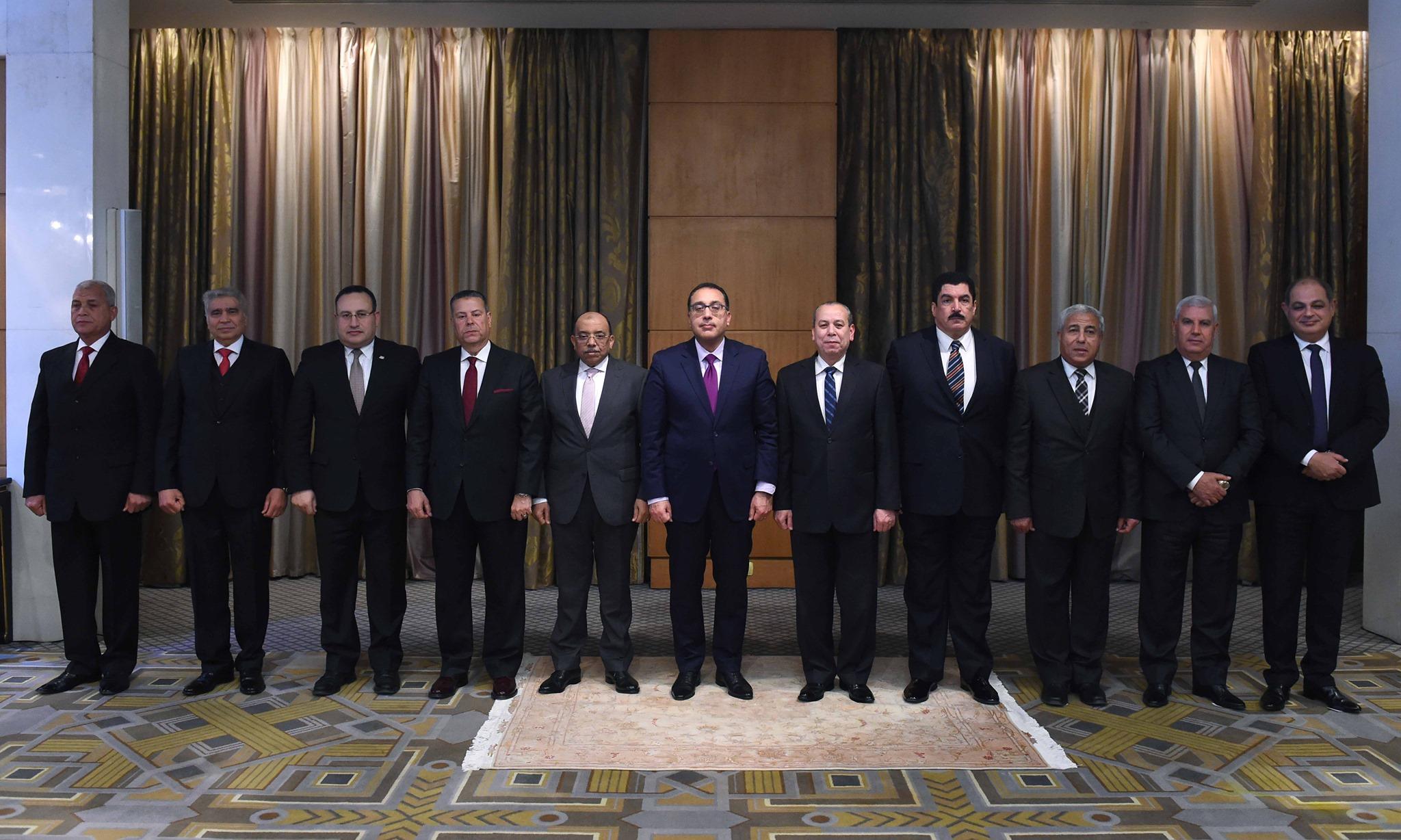 رئيس الوزراء: حريصون على تكريم كل من بذل جهدا لخدمة الوطن خلال توليه المسئولية