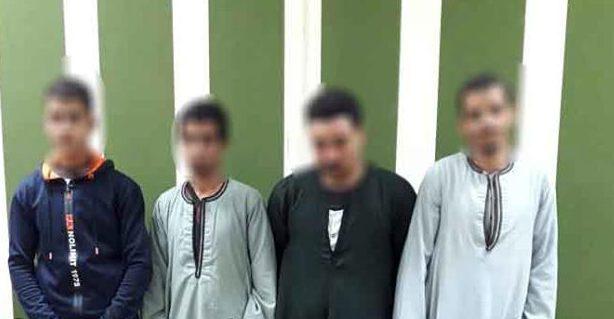 ضبط 5 أشخاص خلال حملة أمنية مكبرة بحوزتهم 7 قطع سلاح نارى في أسيوط