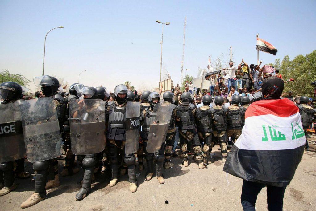الأمن العراقي يستعيد السيطرة على طريق سريع ببغداد