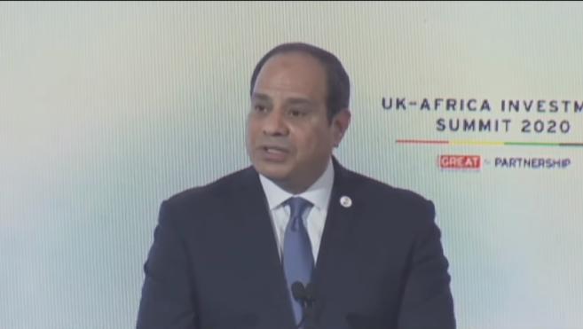 الرئيس السيسي : العالم يشهد أوضاعًا دولية تتسم بالاضطراب وانتشار ظاهرة الإرهاب