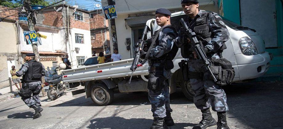 اندلاع اشتباكات عنيفة عقب افتتاح كرنفال ريو دى جانيرو بالبرازيل