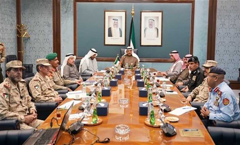 الكويت تدعو المجتمع الدولي للاضطلاع بمسئولياته في صيانة أمن المنطقة