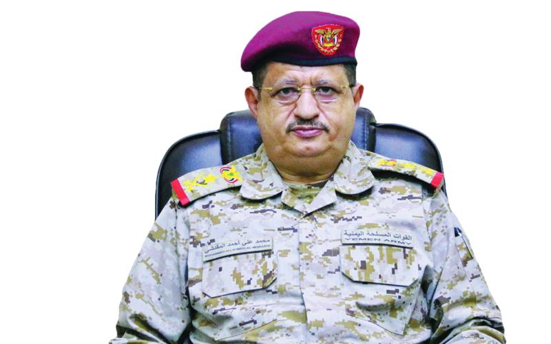وزير الدفاع اليمني: 2020 سيشهد تطورات جديدة لاستكمال بناء الجيش