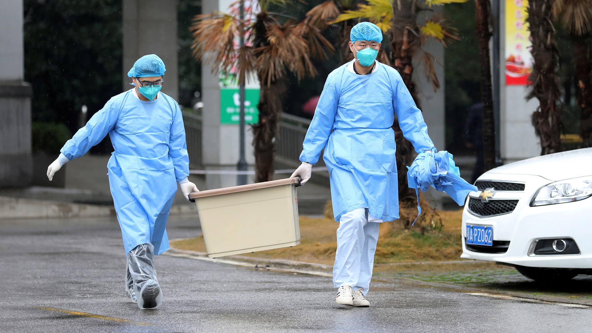 الصين تسجل 107 إصابات بكورونا بينها 90 حالة بعدوى محلية