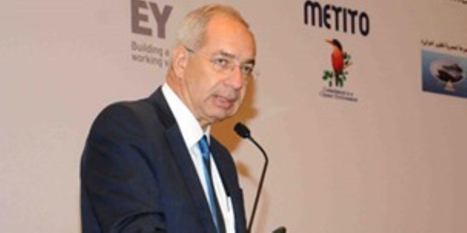 يحيى زكي: اقتصادية قناة السويس فرصة لنفاذ الشركات البريطانية لإفريقيا