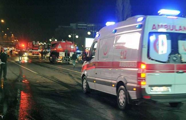 وزير الداخلية التركي: ارتفاع عدد قتلى الزلزال إلى 4 أشخاص