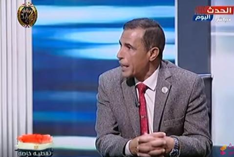 فيديو| رئيس قطاع مكافحة الإرهاب يكشف دور وزارة الداخلية في مواجهة الجريمة والحد من آثارها