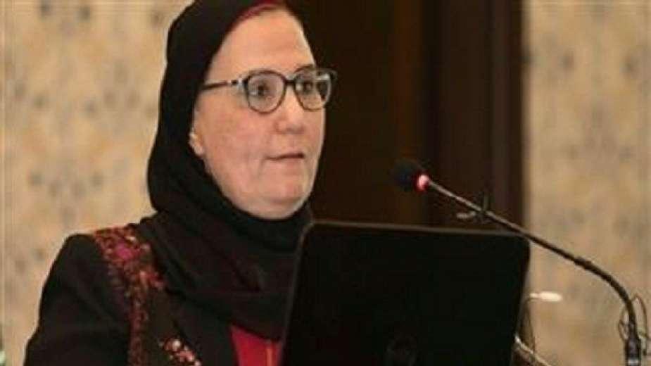 وزيرة التضامن تستعرض خطة عمل الوزارة في اجتماعها بمديري المديريات