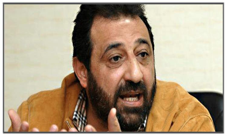حبس مجدى عبدالغنى سنة وغرامة 100 ألف جنيه