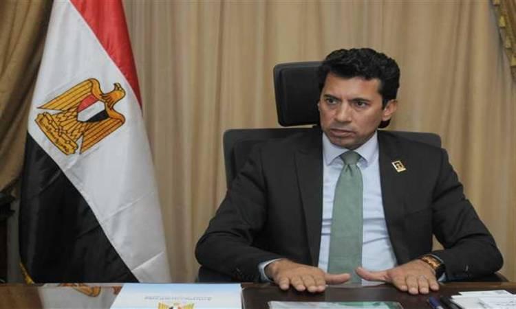وزير الرياضة يوافق على بدء تطبيق تقنية الفار بالدورى المصرى