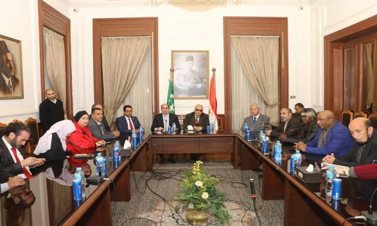 أبو شقة: مصر حاربت الإرهاب نيابة عن العالم