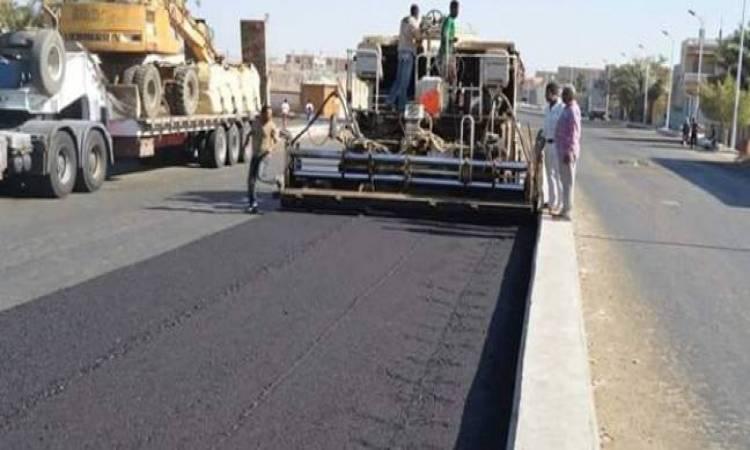 وزير التنمية المحلية: تخصيص 2 مليار لتطوير الطرق فى 12 محافظة