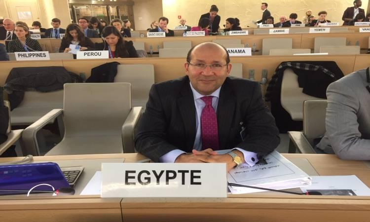 الشيوخ الإيطالى يشيد بدور مصر فى مكافحة الإرهاب