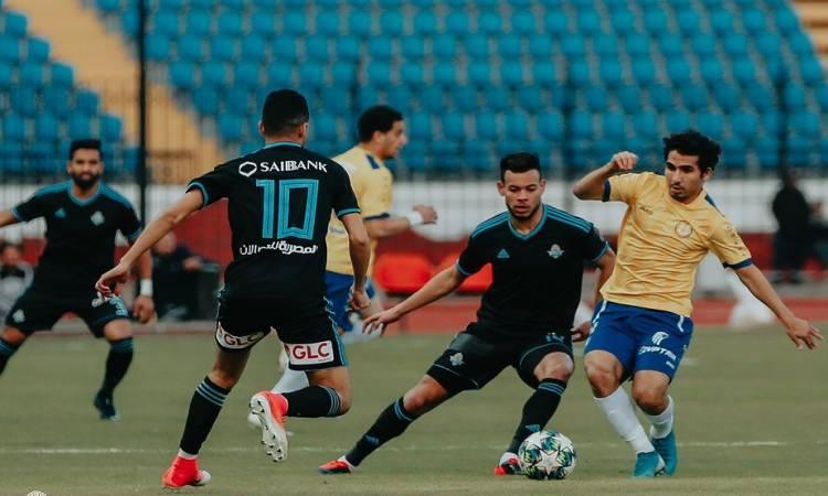 الإسماعيلي يودع كأس مصر بعد الخسارة من بيراميدز
