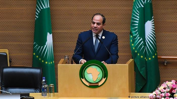 فيلم تسجيلى يوثق إنجازات الرئيس السيسى خلال رئاسة الاتحاد الأفريقي