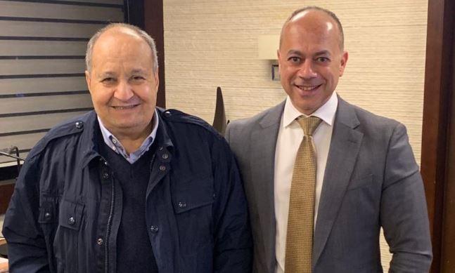 المتحدة تتعاقد علي الجماعة ٣ مع الكاتب الكبير وحيد حامد