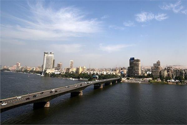 الأرصاد : طقس غدًا  لطيف على الوجه البحرى والعظمى بالقاهرة 23 درجة