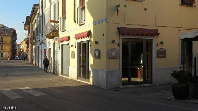 """وفاة مريض بـ """"فيروس كورونا"""" فى إيطاليا ..وغلق المدارس والمقاهي فى كودونا"""