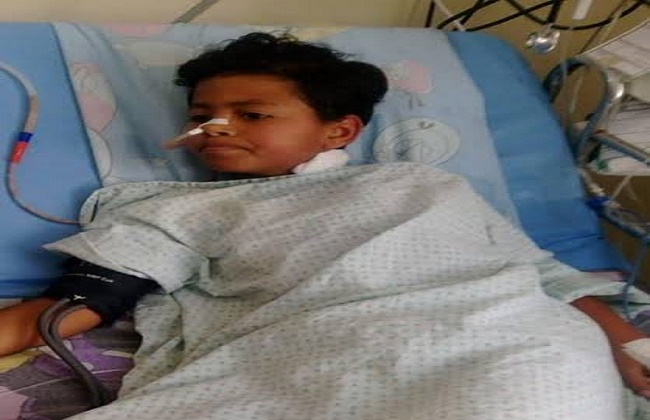 فيديو| «مأساة طفل».. انفجرت معدته بسبب تناول آيس كريم النيتروجين