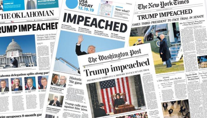 اشهار افلاس ثاني أكبر مجموعة صحفية في الولايات المتحدة