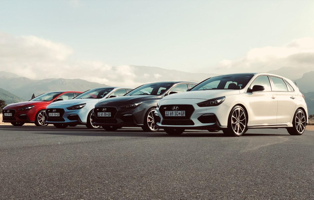 هيونداي موتورز تطلق الجيل الجديد من سيارتها N i30 الرياضية في جنوب أفريقيا