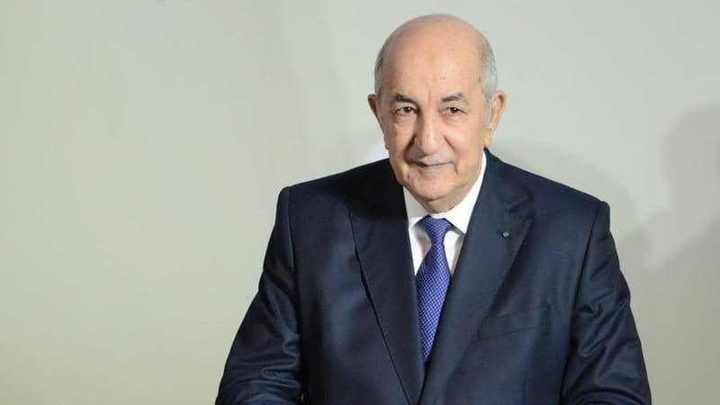 الرئيس الجزائرى يوقع قانونا لتجريم الاعتداءات على العاملين بالصحة