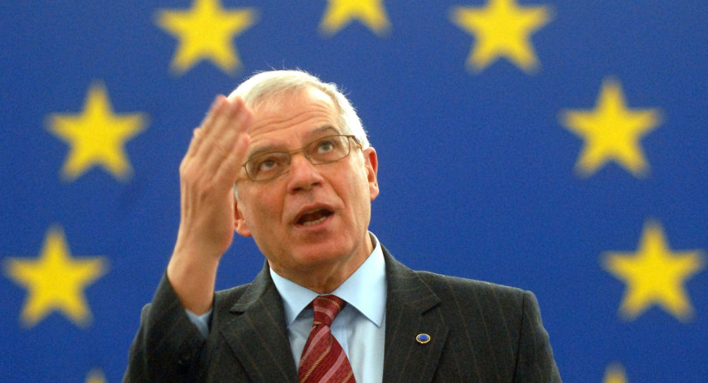 الاتحاد الأوروبى يحذر من خطر الانزلاق إلى مواجهة دولية فى إدلب السورية