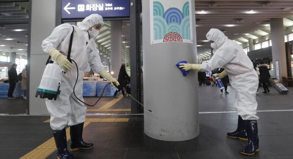 كوريا الجنوبية تسجل 450 إصابة جديدة بكورونا والإجمالى يصل 33 ألفا و824 حالة