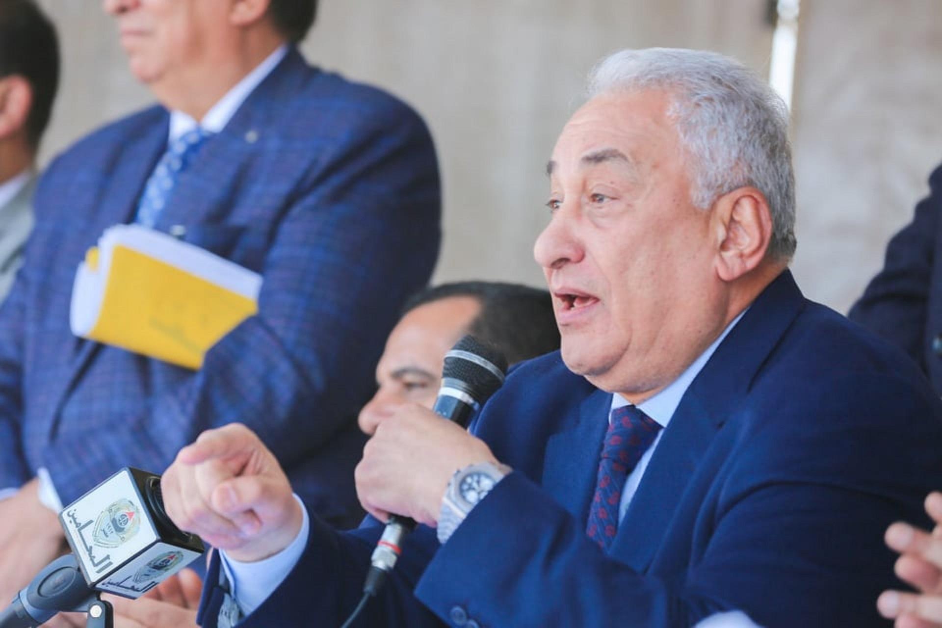 نقيب المحامين ينتقد بيان الاتحاد الأوربي بشأن القبض على إيطالي