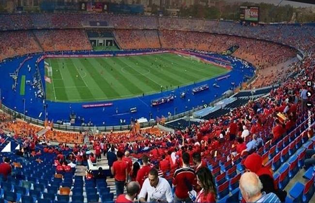 الأهلي يجدد طلبه بإقامة مباراة صن داونز على استاد القاهرة