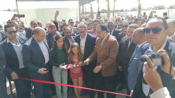 رئيس الوزراء يفتتح متحف الغردقة للزوار