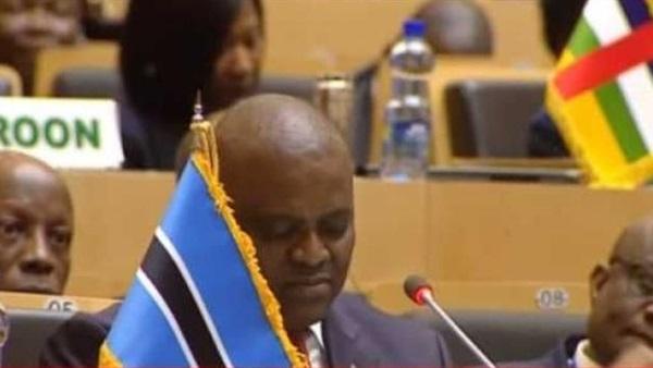 رئيس بوتسوانا يؤكد التزامه بالعمل مع الاتحاد الإفريقي لتحقيق طموحات شعوب القارة