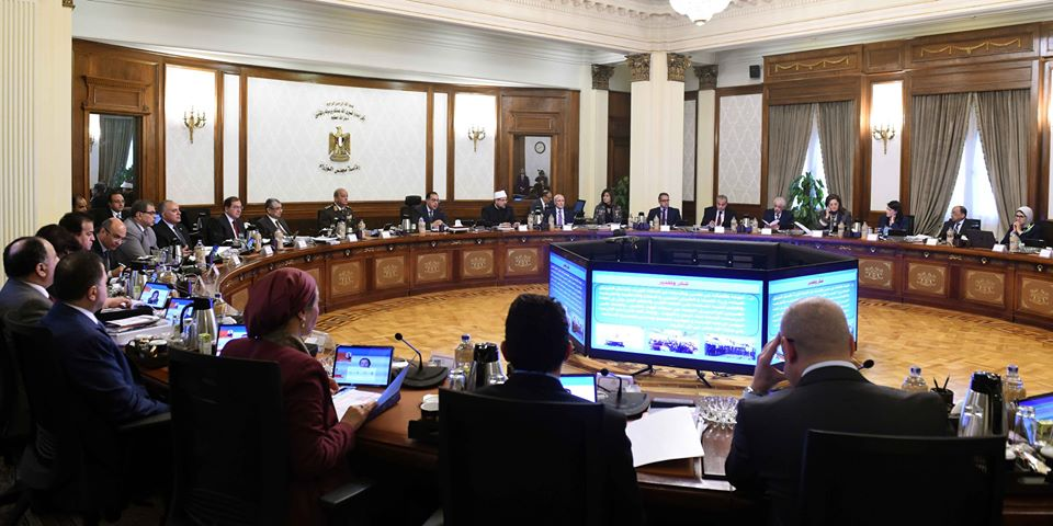 صور   تفاصيل الاجتماع الأسبوعي لمجلس الوزراء برئاسة مصطفى مدبولي