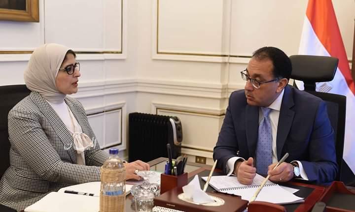 رئيس مجلس الوزراء : 100% زيادة في موازنة الصحة 2021