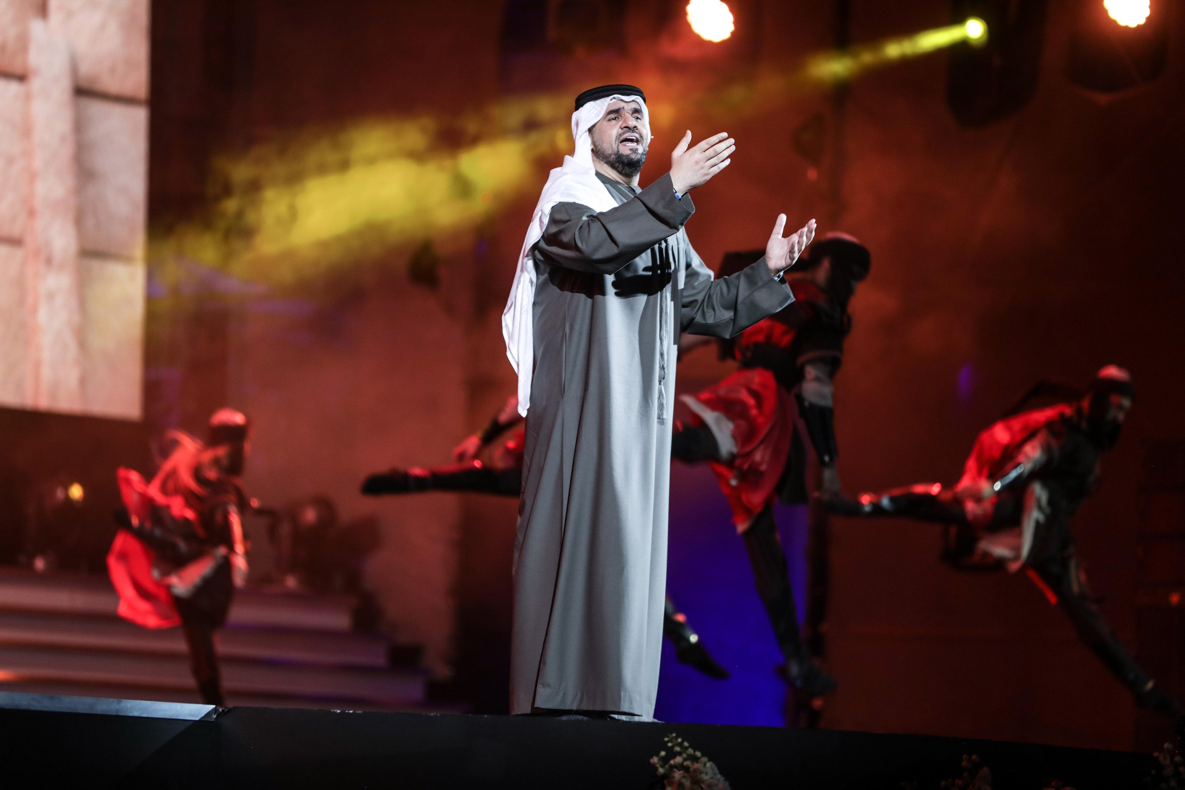 حسين الجسمي: مهرجان الفجيرة الدولي للفنون منبراً إماراتياً ودولياً متميزاً