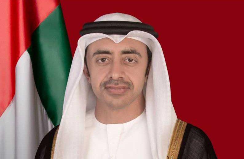 الإمارات تبحث مع فرنسا وألمانيا وبريطانيا تعزيز الأمن الإقليمي والدولي