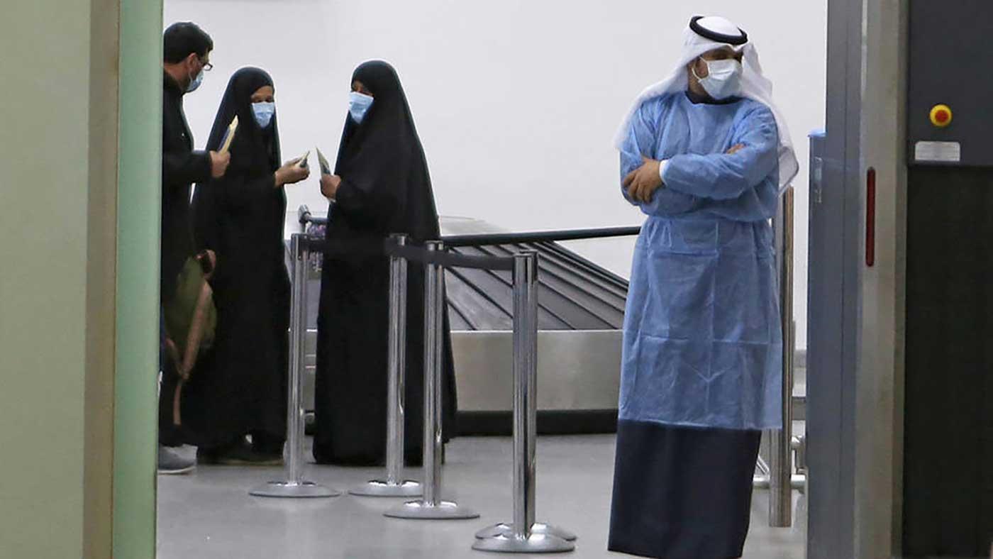 البحرين: 241 من الحالات المؤكدة بكورونا قادمة من إيران