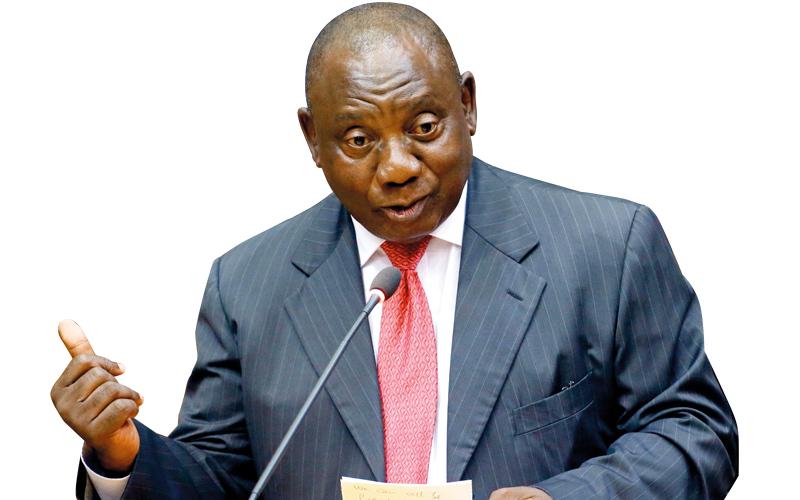 رئيس الاتحاد الأفريقي الجديد يشيد بإدارة الرئيس السيسي المتميزة عام 2019