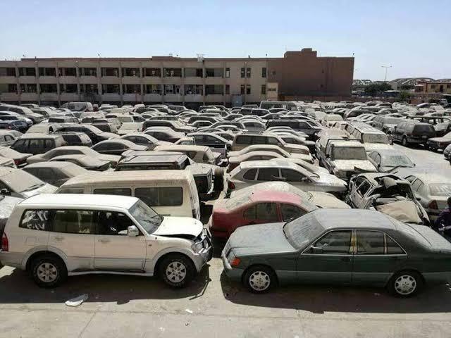 تعرف علي قائمة مزاد سيارات جمارك الإسكندرية المقرر انعقادها نهاية الشهر الجاري