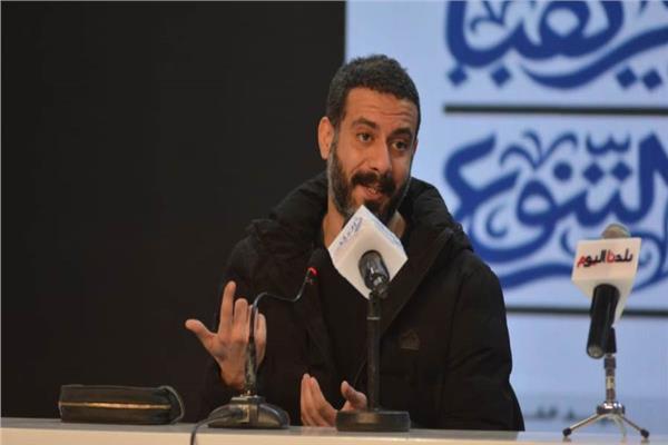 محمد فراج: فيلم الممر ربنا كافئني بيه على مشواري الفني
