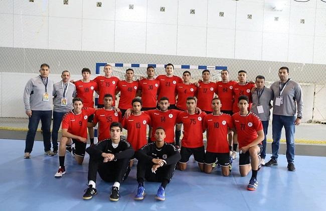 مصر تفوز على رومانيا وتتصدر مجموعتها ببطولة البحر المتوسط لناشئي كرة اليد