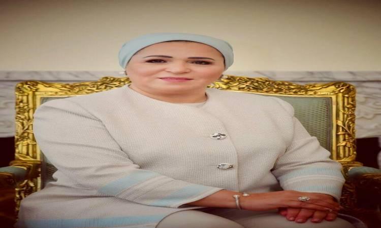 انتصار السيسي ناعية نادية لطفي: تركت خلفها تاريخا حافلا بالإنجازات