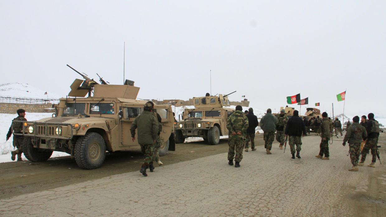 القوات الأفغانية تحبط محاولة تفجير 4 قنابل متتالية فى العاصمة كابول