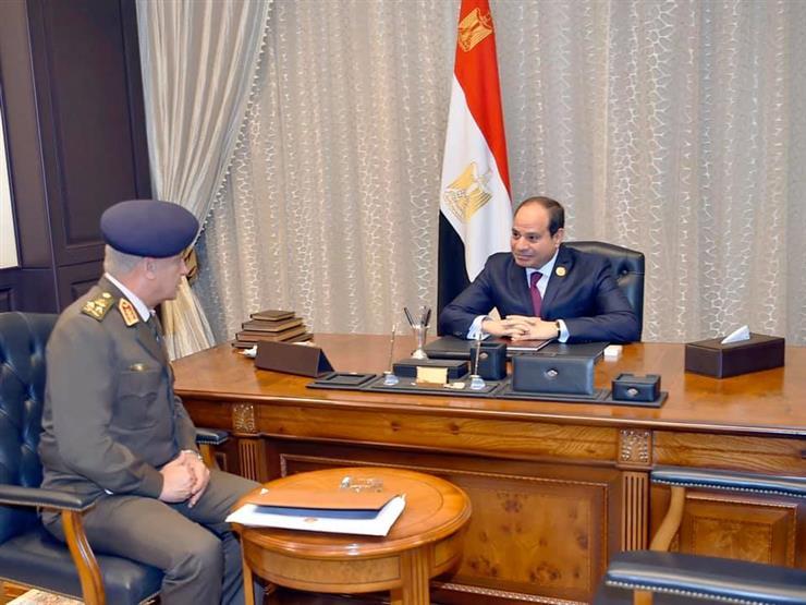 القوات المسلحة تهنئ الرئيس السيسي بمناسبة الاحتفال بذكرى المولد النبوي