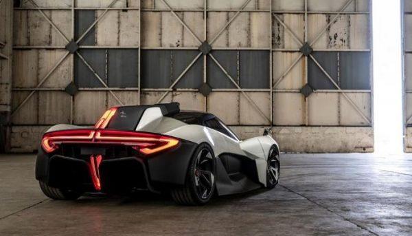 بإمكانات خارقة.. شركة أبيكس تطرح سيارة كهربائية رياضية جديدة