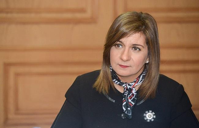 وزيرة الهجرة توجه رسالة إلى المصريين العالقين حول العالم بسبب كورونا