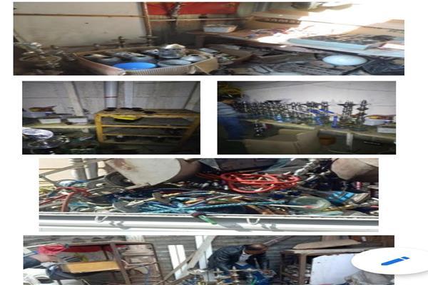 الداخلية: غلق 340 مركزا تعليميا و1621 مقهى ومطعم مخالف