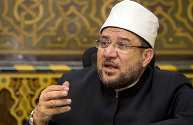 وزير الأوقاف يؤكد بأن كشف عناصر الجماعة الإرهابية واجب وضرورة للحفاظ على الوطن