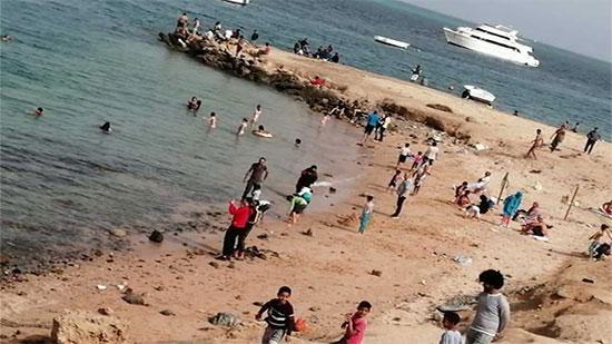 غلق جميع شواطئ كفر الشيخ لمنع انتشار كورونا